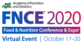 Food & Nutrition Conference & Expo – FNCE Logo