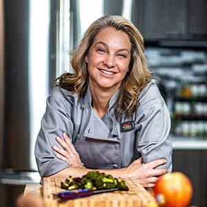 Chef Abbie Gellman, MS, RD, CDN