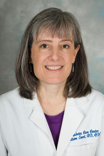 Alison B. Evert, MS, RD, CDE