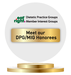 DPG and MIG Honorees Graphic