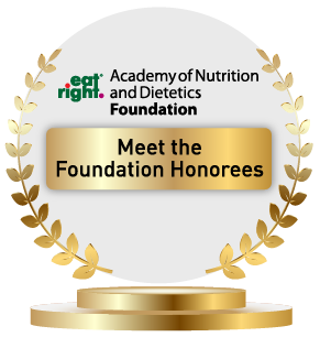 Academy Foundation Honorees Graphic