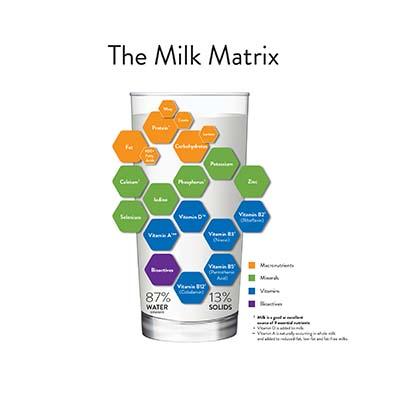 Matrix Milk